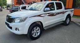 Toyota Hilux 2015 года за 12 700 000 тг. в Алматы