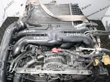 Двигатель SUBARU EJ255 Контрактный| за 575 000 тг. в Новосибирск