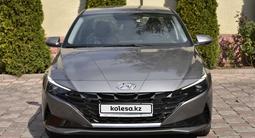 Hyundai Elantra 2021 года за 11 500 000 тг. в Алматы