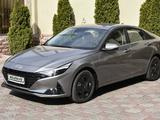 Hyundai Elantra 2021 года за 11 500 000 тг. в Алматы – фото 3