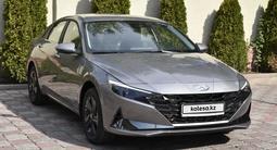 Hyundai Elantra 2021 года за 11 500 000 тг. в Алматы – фото 4