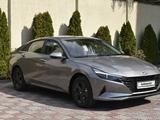 Hyundai Elantra 2021 года за 11 500 000 тг. в Алматы – фото 5
