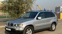 BMW X5 2001 года за 3 600 000 тг. в Алматы