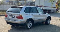 BMW X5 2001 года за 3 600 000 тг. в Алматы – фото 3