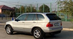 BMW X5 2001 года за 3 600 000 тг. в Алматы – фото 2