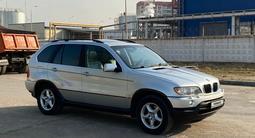 BMW X5 2001 года за 3 600 000 тг. в Алматы – фото 4