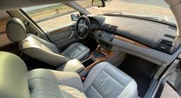 BMW X5 2001 года за 3 600 000 тг. в Алматы – фото 5