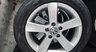 Диски с резиной Firestone Volkswagen Passat b5 + за 140 000 тг. в Алматы