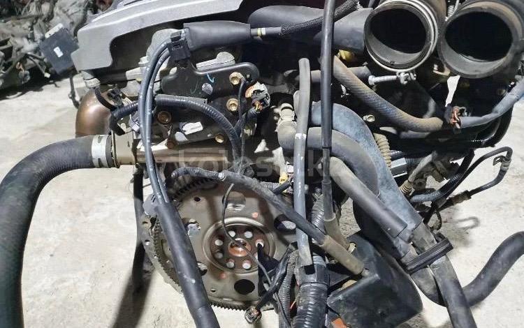 Мотор 1mz-fe Двигатель toyota Highlander (тойота хайландер) Двигатель toyo за 55 123 тг. в Алматы