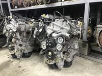 Мотор 2gr-fe двигатель Lexus rx350 3.5л (лексус рх350) за 35 555 тг. в Алматы
