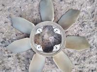 Лопасти (вентилятор) на Land Cruiser Prado 150 2014г в Алматы