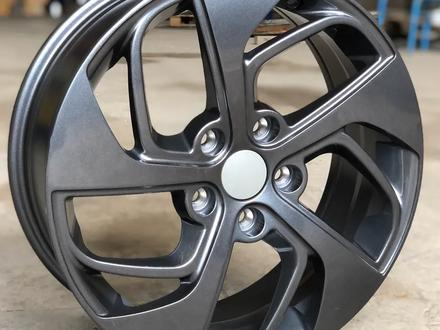 Новые диски на Hyundai Tucson r17 5*114, 3 за 150 000 тг. в Алматы