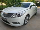 Hyundai Grandeur 2013 года за 6 500 000 тг. в Шымкент – фото 4
