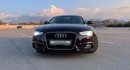 Audi A5 2012 года за 7 900 000 тг. в Алматы