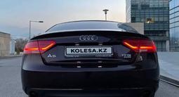 Audi A5 2012 года за 7 900 000 тг. в Алматы – фото 2