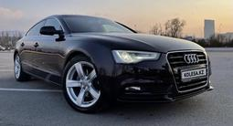 Audi A5 2012 года за 7 900 000 тг. в Алматы – фото 4