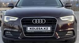 Audi A5 2012 года за 7 900 000 тг. в Алматы – фото 5