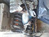 Мотор на Ларгус 1.6.16 клапанный Рено целиком в разобронном виде за 70 000 тг. в Нур-Султан (Астана)