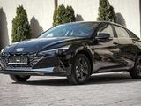 Hyundai Elantra 2021 года за 11 953 000 тг. в Алматы – фото 2
