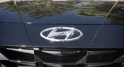 Hyundai Elantra 2021 года за 11 953 000 тг. в Алматы – фото 5