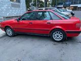 Audi 80 1994 года за 1 350 000 тг. в Алматы – фото 3