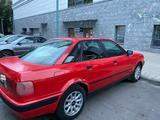 Audi 80 1994 года за 1 350 000 тг. в Алматы – фото 5