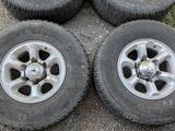 Комплект дисков с шинами 265/70/15 за 125 000 тг. в Алматы – фото 3