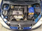 Peugeot 206 2006 года за 2 200 000 тг. в Актобе – фото 5