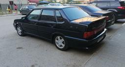 ВАЗ (Lada) 2115 (седан) 2009 года за 950 000 тг. в Актобе – фото 4