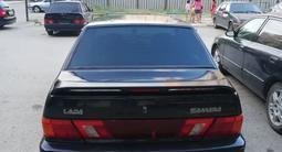 ВАЗ (Lada) 2115 (седан) 2009 года за 950 000 тг. в Актобе – фото 5