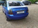ВАЗ (Lada) Kalina 1118 (седан) 2006 года за 1 700 000 тг. в Усть-Каменогорск – фото 3