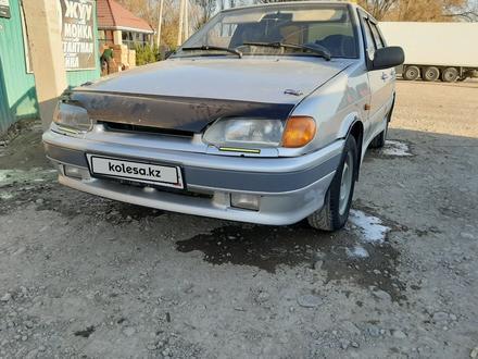 ВАЗ (Lada) 2115 (седан) 2004 года за 600 000 тг. в Туркестан – фото 5