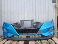 Бампер передний nissan qashqai j11 new (рестайлинг) за 12 000 тг. в Нур-Султан (Астана)