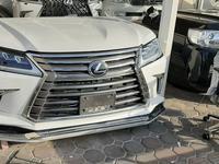 Решетка lexus lx570 2016- за 555 тг. в Алматы