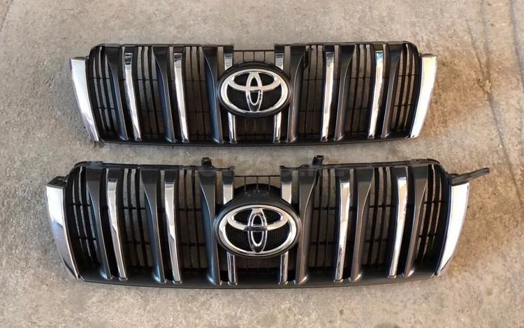 Решетка радиатора Toyota Land Cruiser Prado 150 за 65 000 тг. в Костанай