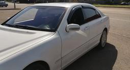 Mercedes-Benz S 55 2001 года за 4 200 000 тг. в Нур-Султан (Астана) – фото 2