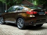BMW X6 2014 года за 14 000 000 тг. в Алматы – фото 2