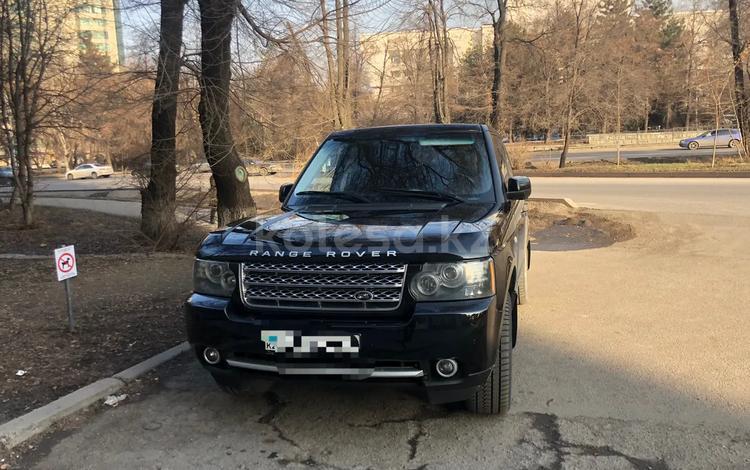 Land Rover Range Rover 2010 года за 9 000 000 тг. в Алматы