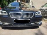 BMW 523 2010 года за 7 500 000 тг. в Алматы – фото 4