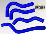 Патрубки на печку Газель (406 двигатель) армированная четырехслойная нить за 8 500 тг. в Алматы – фото 2
