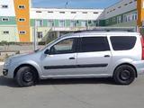 ВАЗ (Lada) Largus 2013 года за 3 200 000 тг. в Актау – фото 5