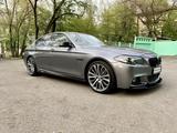 BMW 528 2014 года за 13 800 000 тг. в Алматы