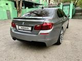 BMW 528 2014 года за 13 800 000 тг. в Алматы – фото 3