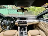 BMW 528 2014 года за 13 800 000 тг. в Алматы – фото 4
