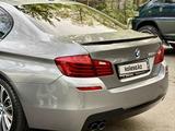 BMW 528 2014 года за 13 800 000 тг. в Алматы – фото 5