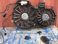 Вентилятор радиатора ауди а6 с6 за 50 000 тг. в Алматы