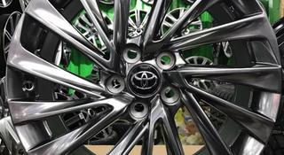 Комплект колёсных дисков Toyota в Астане за 150 000 тг. в Нур-Султан (Астана)