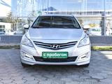Hyundai Solaris 2014 года за 3 950 000 тг. в Уральск – фото 2