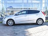 Hyundai Solaris 2014 года за 3 950 000 тг. в Уральск – фото 4
