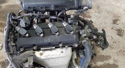 Контрактный двигатель Nissan Primera 2.0 QR20 из Японии! за 330 000 тг. в Нур-Султан (Астана) – фото 3